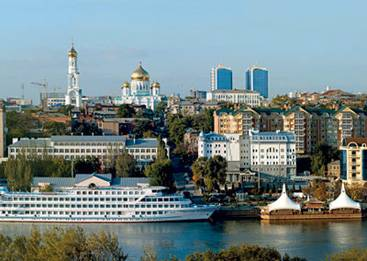 Rostov on Don (Russian Federation)