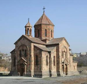 Nork, Holy Mother of God Church