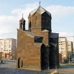 Church of Holy Martyrs of Davitashen