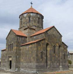 Church of Holy Cross of Yerevan