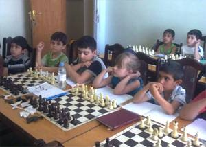 Children's and Youth's chess school of Avan district of Yerevan NCO
