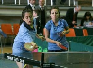 Children's and Youth's table tennis and tennis sport school of Shengavit district of Yerevan NCO