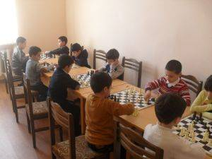 Children's and Youth's chess sport school of Arabkir district of Yerevan NCO
