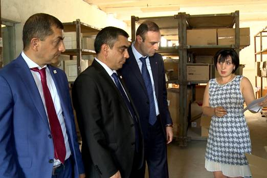 Doctors from Yerevan provide medical services in medical establishments of Stepanakert