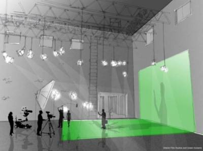 Investment project to construct film school-studio in Yerevan