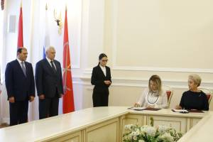 Memoranda of Cooperation have been signed within the frames of Yerevan Days in Saint Petersburg
