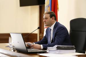 Memorial board commemorating Babken Nersisyan will be installed