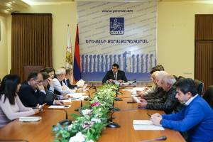 Draft decisions of Yerevan Council of Elders on Yerevan development program, on budget and establishment of local duties for 2018 will be submitted for public discussion