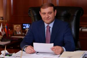 Taron Margaryan: Yerevan Municipality attaches particular importance to participation and involvement of youth in the issue of management of the capital