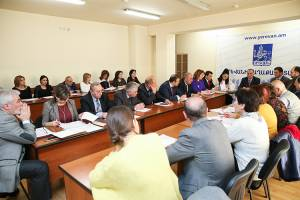 First meeting of 2018 of the Yerevan city commission for people with disabilities has taken place