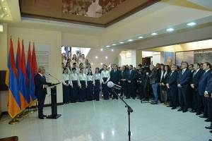 State Pedagogical University after Kh. Abovyan marks its 95-th foundation anniversary