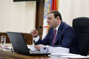 "Council of Elders confirmed the decision of Yerevan Mayor on creation of technological fund ""Yerevan-smart city"""