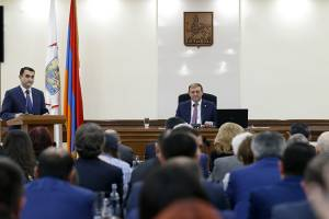 The treaty signed between Yerevan Municipality and European Union has been confirmed