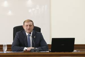 Council of Elders confirmed the report on budget implementation of Yerevan in 2017 and the report on Yerevan development program in 2017