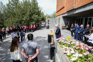 "New exhibition at historical and architectural reserve-museum ""Erebuni"" on the event of International Day of Monuments and Sites"