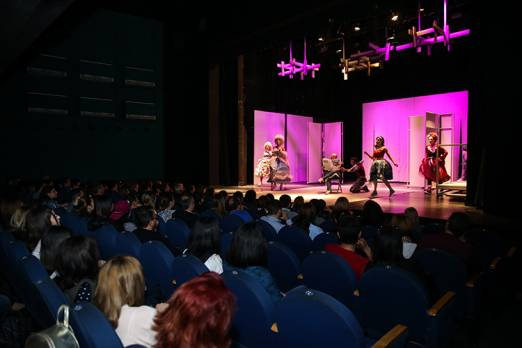 """The Marriage of Figaro"" on the stage of Yerevan Dramatic Theater"