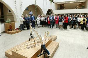 Yerevan municipal music and art schools have been provided with new musical instruments