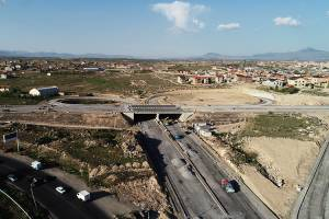 Construction of new motorway Davtashen-Ashtarak highway is coming to its final stage
