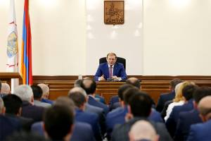 All programs planned by Yerevan Municipality for 2018 are going in in accordance with schedule
