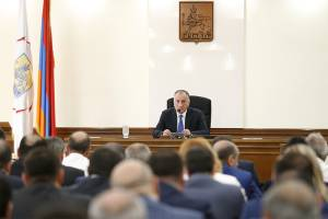 It has been instructed to exclude cases of parking intercity transport beyond ending stations in Yerevan