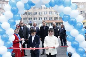 Yerevan Municipality will strive to equip parks with modern technologies:Hayk Marutyan take part in opening of new recreation zones