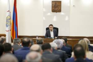 During the festive days more intensive trash disposal was provided: Hayk Marutyan