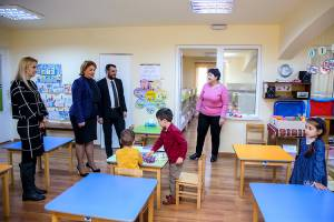 Municipality launches website of electronic queue for kindergartens mankapartez.yerevan.am