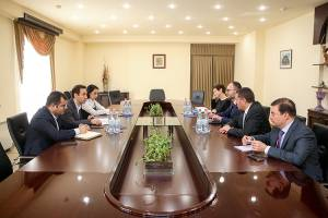 Yerevan Municipality and European Investment Bank to expand cooperation directions