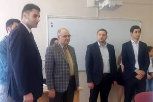 """ARMATH"" laboratory to open in Nubarashen district"