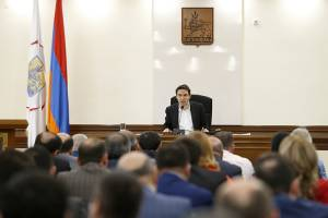 Comparing with the same period of last year Yerevan budget incomes increased by 15.4%
