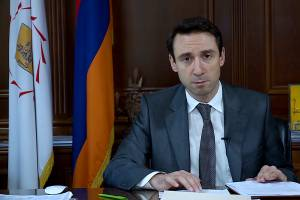 "Hayk Marutyan: ""I am terminating unilaterally the contracts signed with ""Sanitek"" companies"""