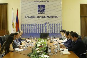 Yerevan is willing to cooperate: meeting with Chinese delegation