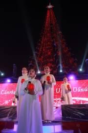Սուրբ Ծննդյան տոնին նվիրված միջոցառում՝  Հանրապետության հրապարակում