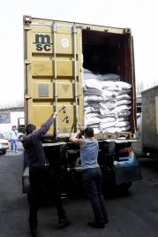 Yerevan Municipality sent more than 100 tons of food products to Karabakh