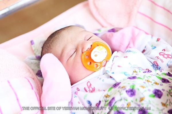 Հունիսի 24-30-ը մայրաքաղաքում ծնվել է 502 երեխա