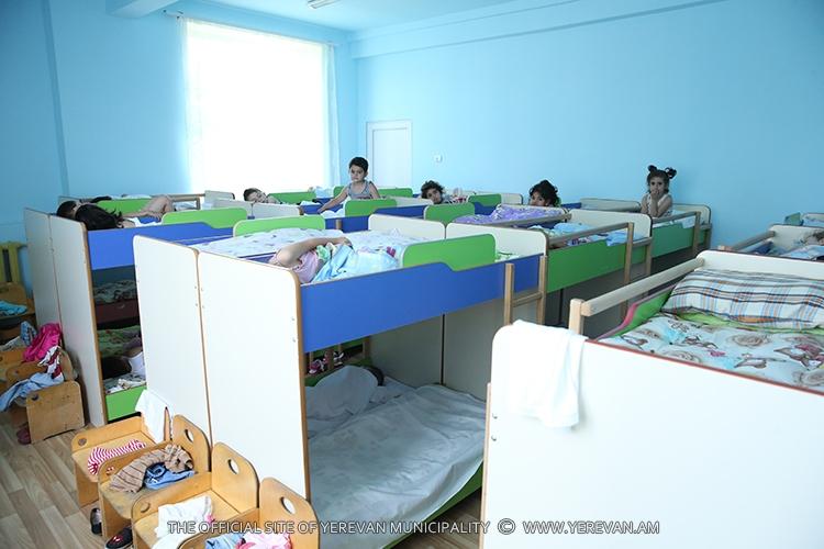Երևանի մանկապարտեզները 5-րդ տարին անընդմեջ նոր  գույքն են ստանում