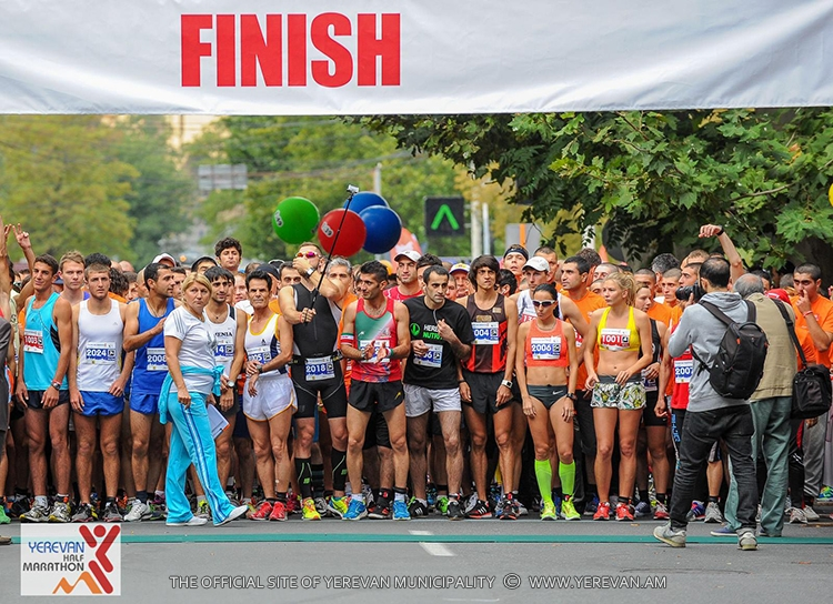 Երևանում կանցկացվի «Երևանի կիսամարաթոն» վազքի միջազգային մրցույթը