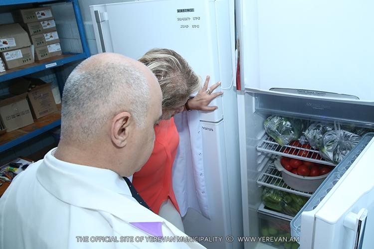 Հանձնարարվել է երեխաների սննդակարգը համալրել բանջարեղենի և մրգի տեսականիով