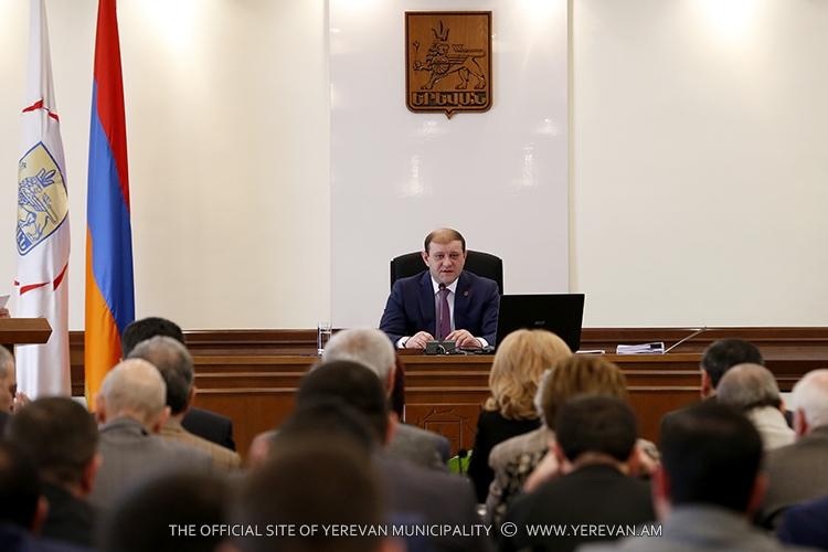 В Ереване будет установлен бюст национального героя Армении Татула Крпеяна
