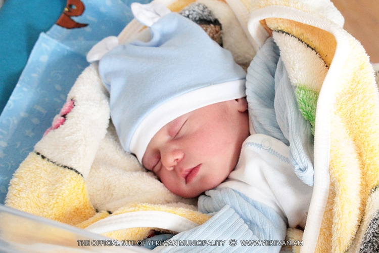 384 Babies Were Born In Yerevan From 12 To 18