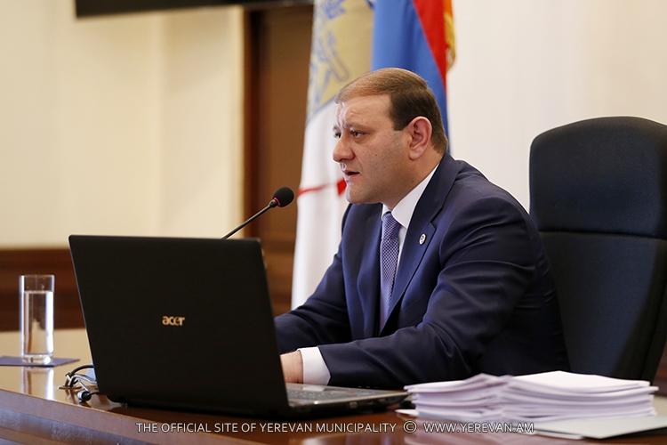 Мэр Еревана: Мы намерены провести реформу по части городского транспорта