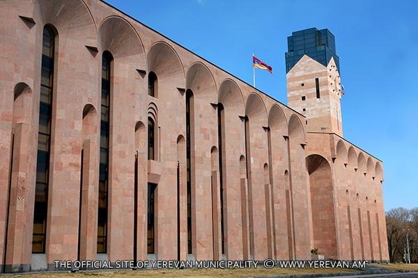 Новоизбранный Совет старейшин Еревана провел первое заседание