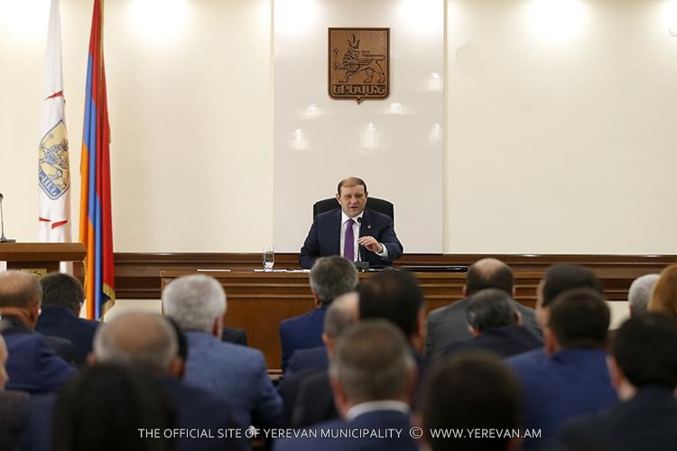 Столица Армении готовится к празднованию 2799-летия