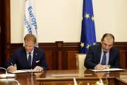 Treaty on providing a grant within the frames of solid wastes management of Yerevan has been signed