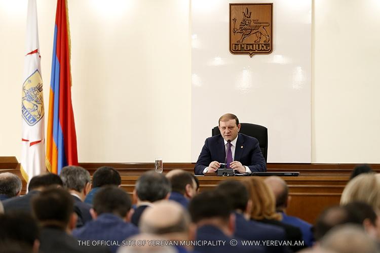 «Санитек», «Элсети», «Газпром Армения», «Веолия джур» и транспорт в Ереване перейдут на особый режим работы