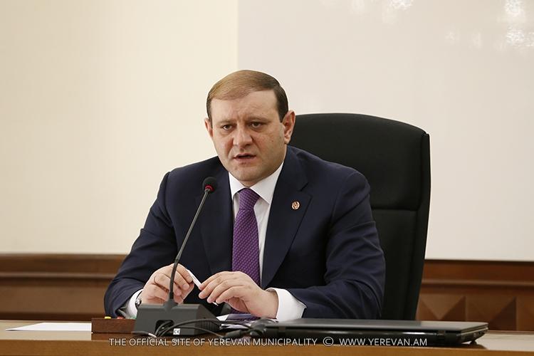 Международные эксперты разработают проект о новом облике Еревана