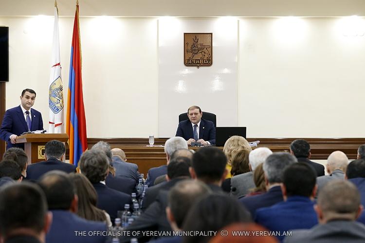 Свыше 38% расходов бюджета Еревана будет направлено на финансирование социальной сферы