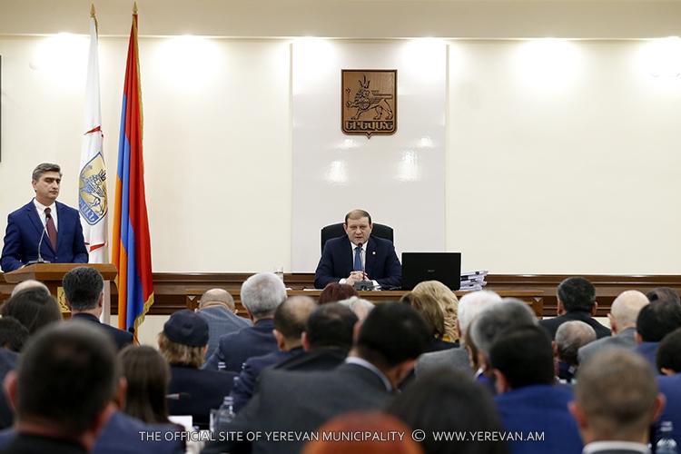 К 2800-летию столицы Армении в Ереване появится ещё один благоустроенный парк