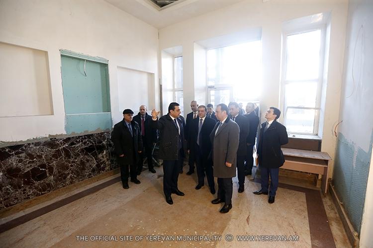 Строящийся в Ереване реабилитационный центр для военнослужащих станет единственным в своем роде для всего региона
