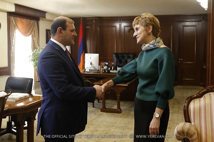 Тарон Маргарян: Вскоре сотрудничество Еревана и Софии перейдет на качественно новый уровень